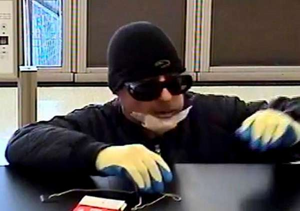 Nassau County police released this surveillance image of