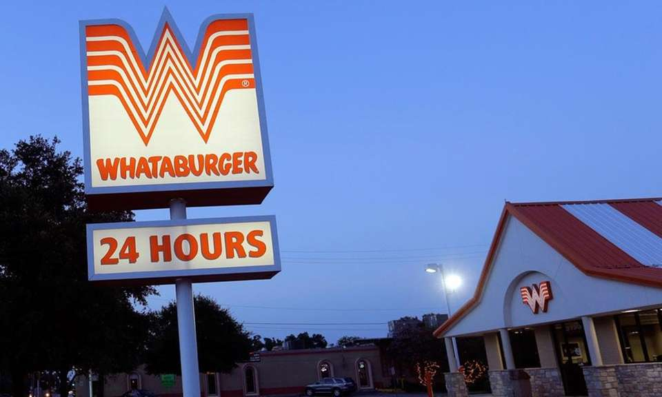 Texas-based Whataburger has over 700 locations in the