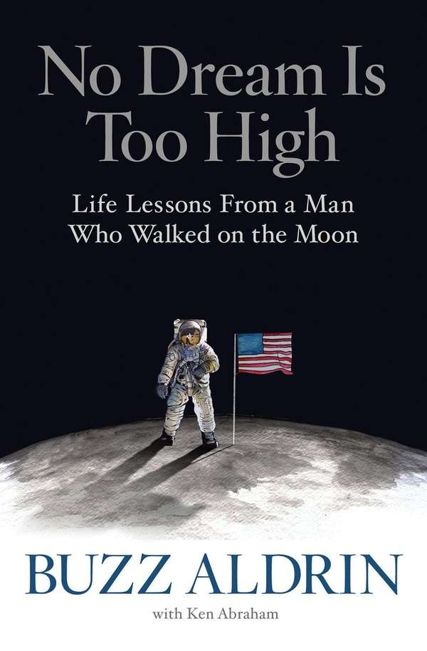 Buzz Aldrin will be signing his new book,