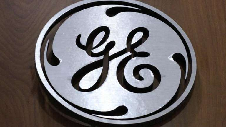 A General Electric logo is displayed at a
