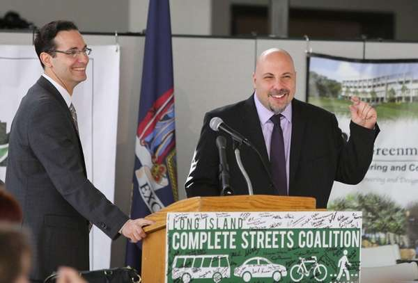 Deputy NYC Department of Transportation Commissioner Ryan Russo,