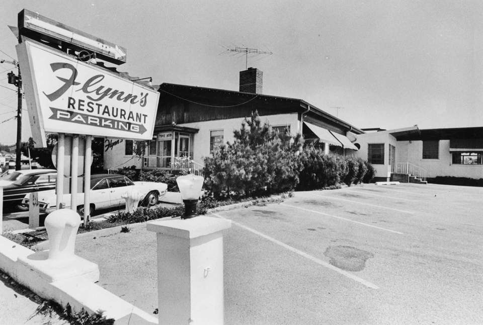 Flynn's Restaurant on Maple Avenue in Bay Shore.
