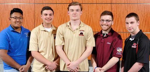 The 2016 Newsday All-Long Island varsity boys bowling
