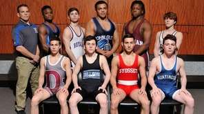 The 2016 Newsday All-Long Island varsity wrestling team