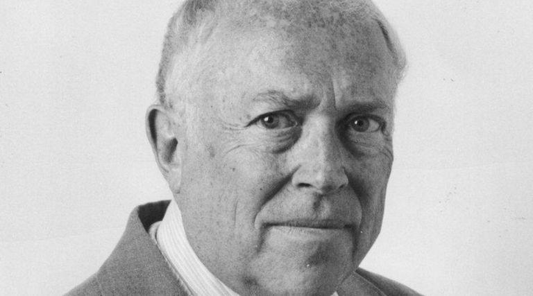 Martin Gans Berck, 88, a former Newsday editorial