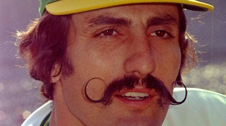 Ace relief pitcher Rollie Fingers of the Oakland