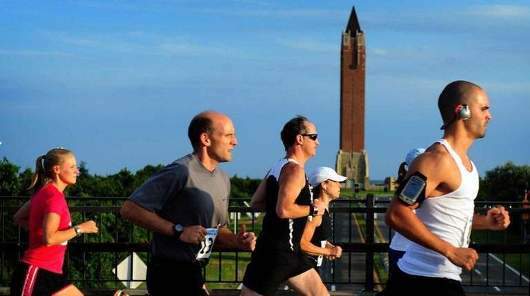 The New York State Parks Summer Run Series