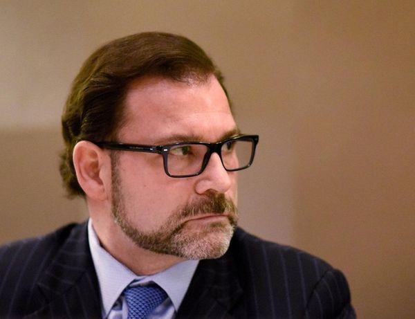 Adam Barsky, new chairman of the Nassau Interim