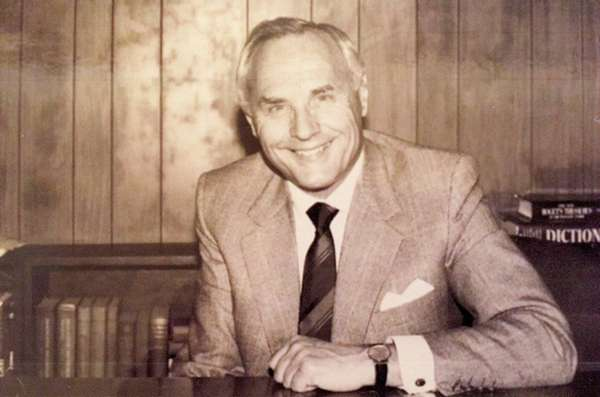 Edmund C. Neuhaus, shown in an undated