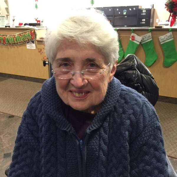 Mary Connors of Sayville, who had 12 children