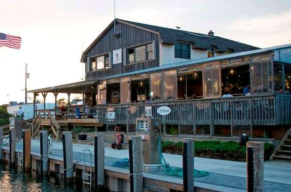 Fishbar served fresh local seafood specialties and offered