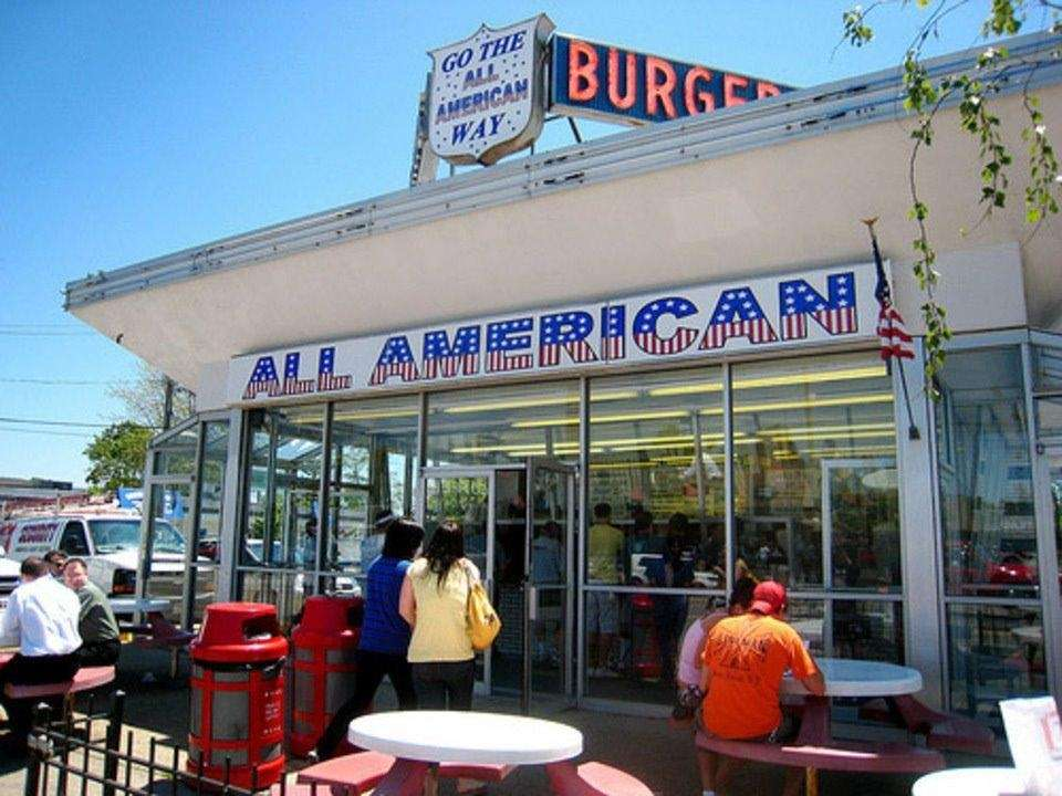All-American Hamburger, Massapequa (Opened in 1963): Back in