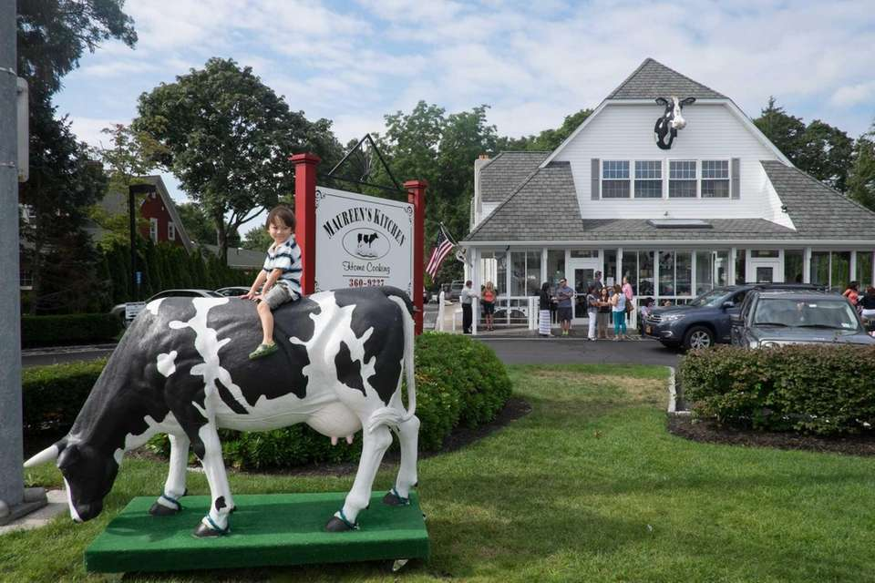 Maureen's Kitchen, Smithtown (Opened in 1986): When Maureen