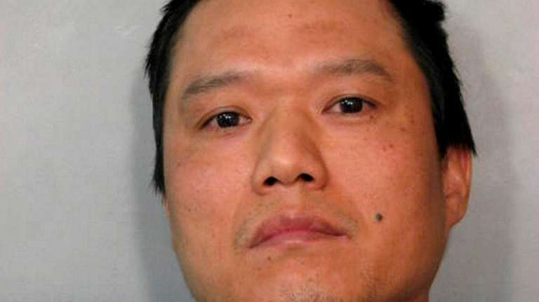 Xiuling Xiao, 39, of Island Park, was arrested