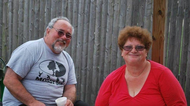 William Kear, and his wife, Joanne Kear, 66,
