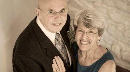 Ralph and Patricia Jeffrey of Massapequa Park at