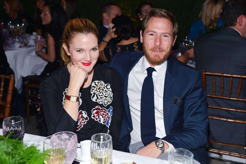 Drew Barrymore filed for divorce from husband Will