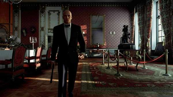 Hitman Episode 1 forces Agent 47 be resourceful