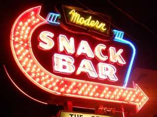 Modern Snack Bar in Aquebogue opened in 1950.