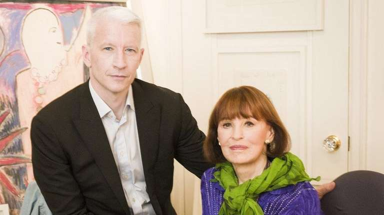 Anderson Cooper and Gloria Vanderbilt explore the latter's