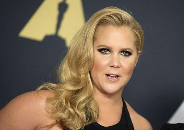 Amy Schumer took to Instagram on Tuesday, April