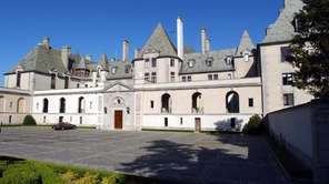 Oheka Castle is pictured in an undated file