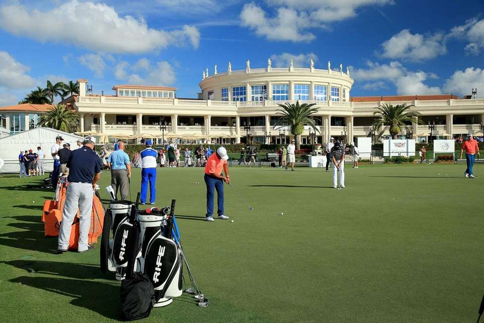 The Doral Country Club and Doral Golf Resort