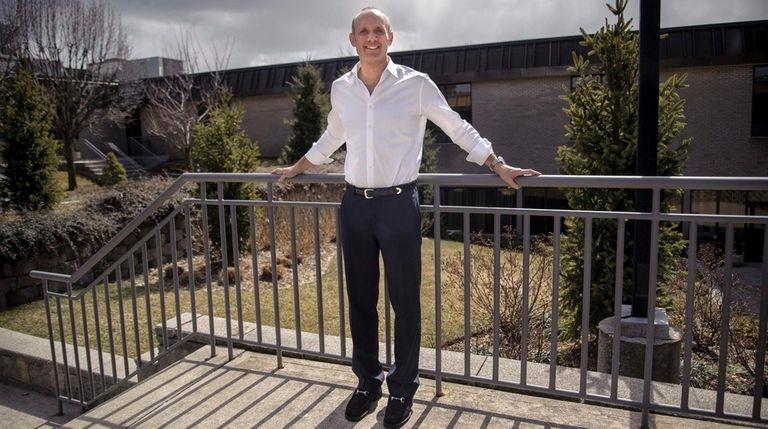 Erik Gershwind, CEO of MSC Industrial Direct Co.,