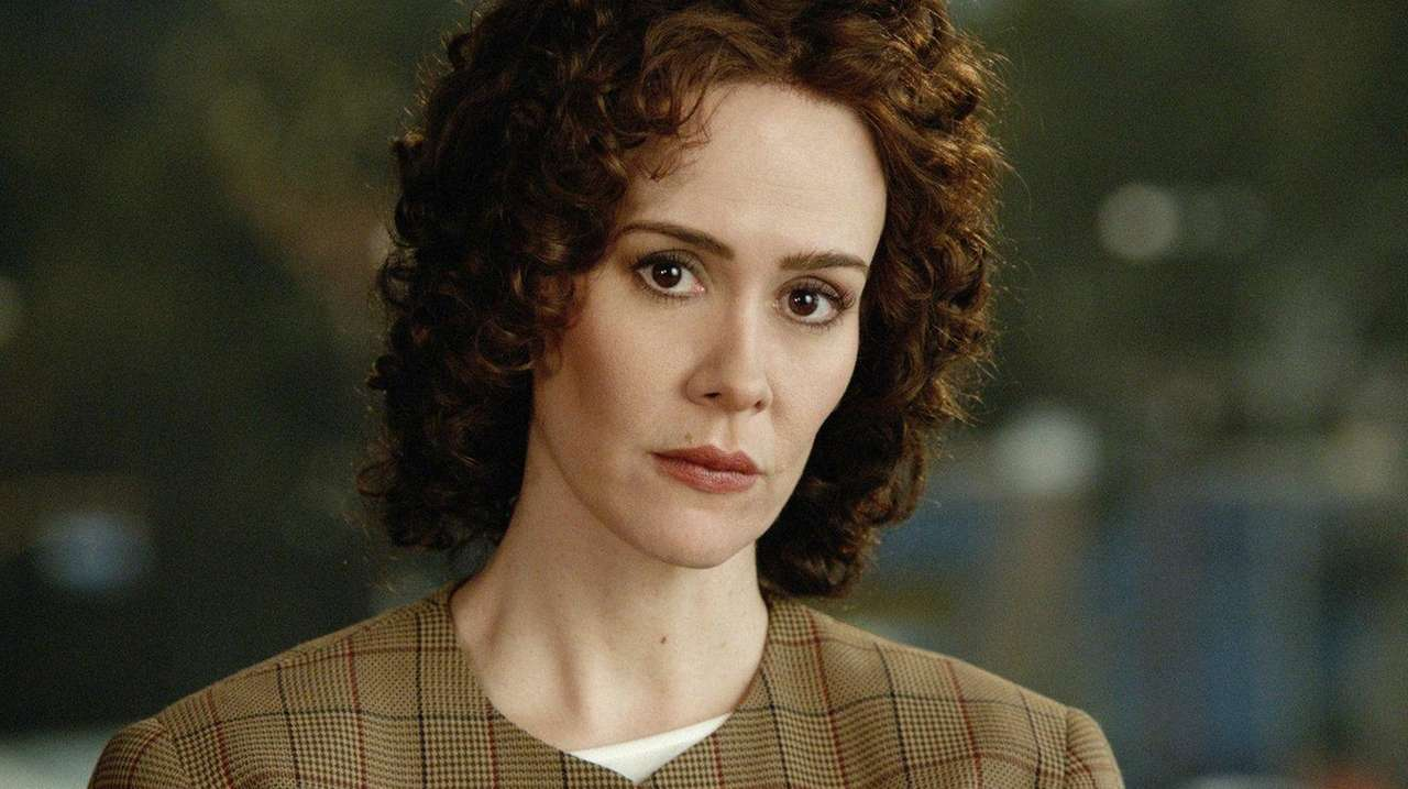 Sarah Paulson as Marcia Clark in