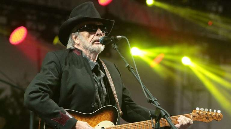 Merle Haggard has died at age 79, his