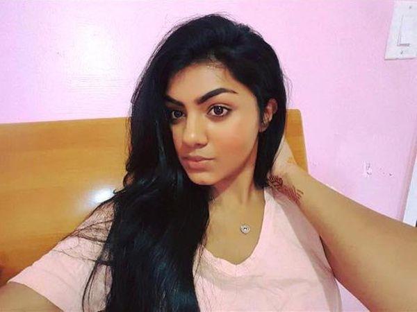 Nabila Alim, 17, is a self-admitted