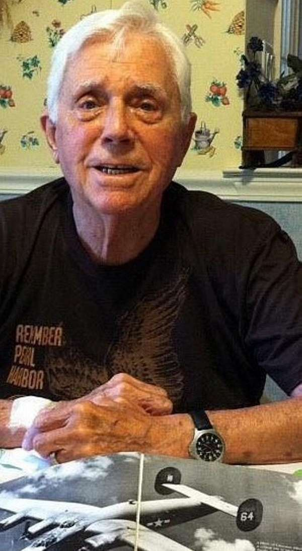 Ross L. Gload, 91, a retired New York