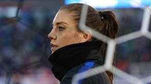 Hope Solo #1 of United States of America