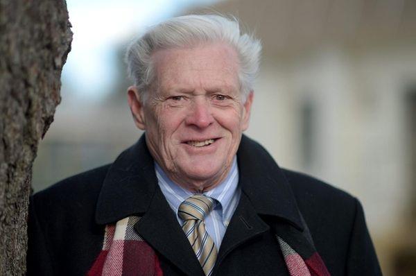 Williston Park Mayor Paul Ehrbar, seen on Jan.