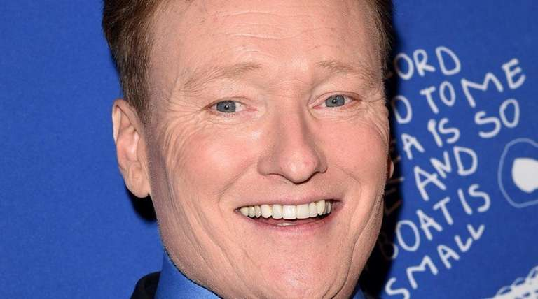 Late-night TV's Conan O'Brien is set to air