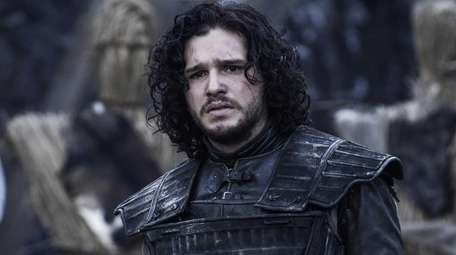 Kit Harington appears as Jon Snow in