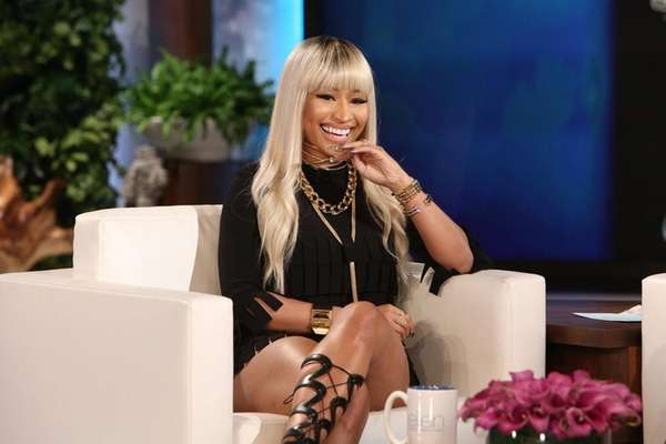 Nicki Minaj talks about her relationship status on