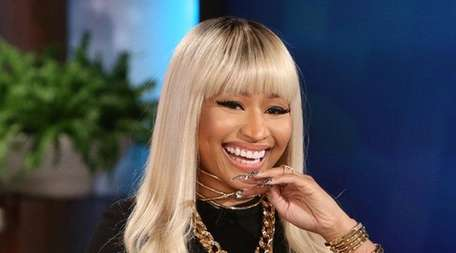 Nicki Minaj talks about her relationship status on