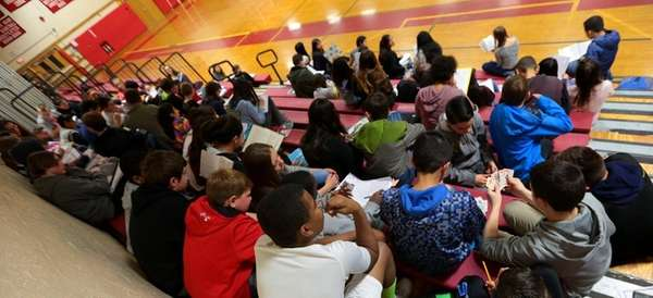 Seventh-grade students who opted out of the state
