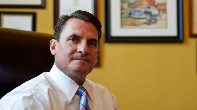 Suffolk Sheriff Vincent DeMarco told county legislators on