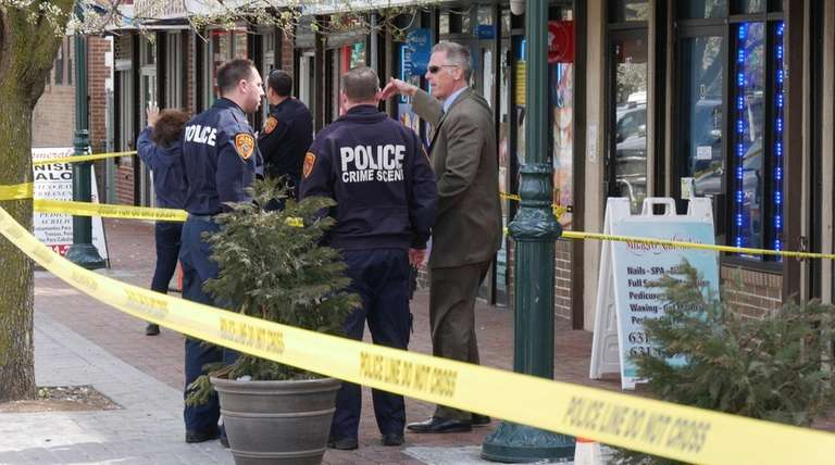 Suffolk County police investigate shots fired Friday, April