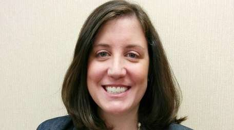 Alanna Popa of Mineola has been hired as