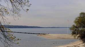 Views of the Long Island Sound from Morgan