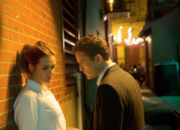 Bre Blair and David Lyons star in NBC's