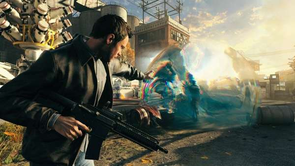 Quantum Break is a third-person shooter that gives