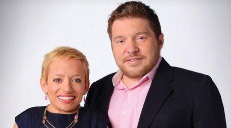 Dr. Jennifer Arnold and her husband, Bill Klein,