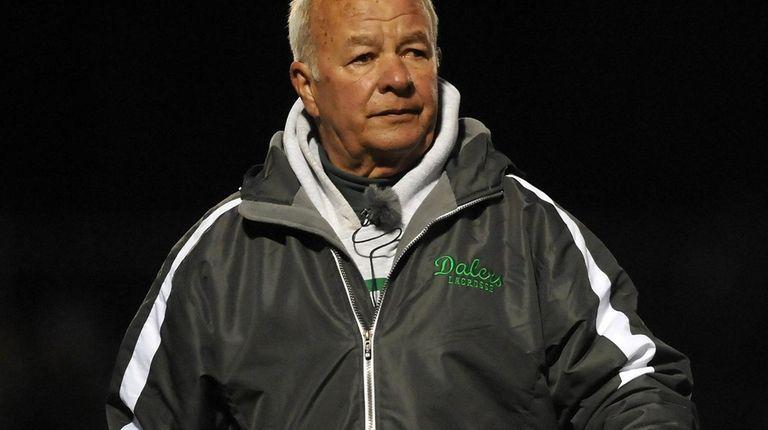 Bob Hartranft, head coach of the Farmingdale