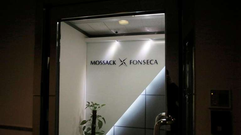 The Hong Kong offices of Panama-based law firm,