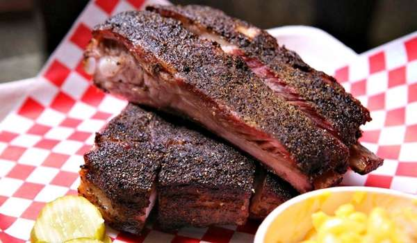 Brother Jimmy's BBQ has opened in Roosevelt Field,
