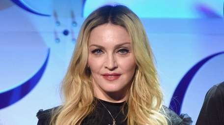According to reports, Madonna got a visit from